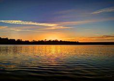 #LancashireLife reader photos May -2014, Rivington Reservoir Sunset - Graham Donnelly. #Readerphotooftheweek