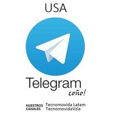 Usa Telegram y sigue nuestros dos canales.. para siempre tener noticias actualizadas y aplicaciones premium totalmente gratis.. Canales de Telegram: Tecnomovida Vzla y Tecnomovida Latam