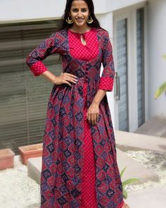 Stunning long ankara gowns for the fashionistas - DarlingNaija African Dresses For Kids, African Maxi Dresses, Ankara Gowns, Latest African Fashion Dresses, Ankara Dress, African Print Fashion, African Attire, African Blouses, African Traditional Dresses