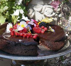 Esters chokladtårta