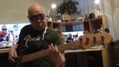 JazzFusion Funk Backing Track in F Minor Cool Breeze HD720 m2 Bart Bijva...
