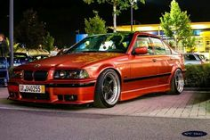 BMW E36 3 series bronze