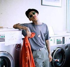 Japaness Rapper ' KOHH '