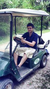 Sostenibilità Golf Carts, Relax