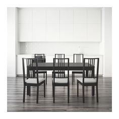 BJURSTABRJE Table and 4 chairs IKEA 395 with 4 chairs 200 by