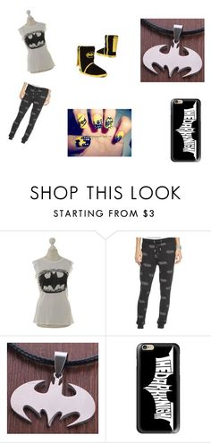 """""""My DC Outfit"""" by starwarsqueen on Polyvore featuring LAUREN MOSHI and Casetify"""