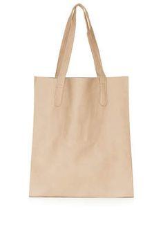 PU Shopper Bag