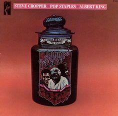 Albert King Steve Cropper Pop Staples - Jammed Together (1969)...