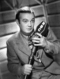 "Leo Gorcey NBC Radio. Also in the movies ""Bowery boys"". Gimpy was his sidekick."