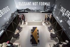 Tom Tailor Stand at Modefabriek 2015 by DITTEL | ARCHITEKTEN GmbH, Amsterdam – The Netherlands