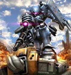 GUNDAM GUY: Awesome Gundam Digital Artworks [Updated 7/12/16]