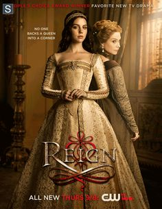 Photos - Reign - Season 1 - Posters and Wallpapers - Reign - New Promotional Poster2
