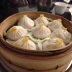 If you are within 5 blocks of this place, I can't understand a scenario in which you should not drop for an order of pork soup dumplings. -Dens