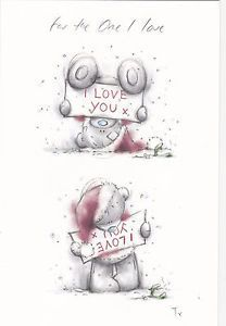 me to you bear winter wishes - Google Search