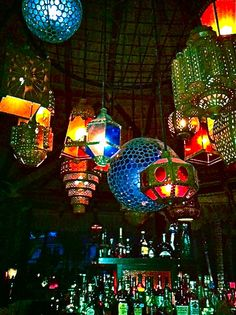lighting inspiration at the One and Only Palmilla in Cabo