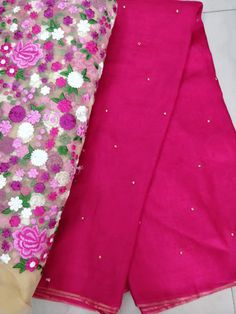 Fancy jute Georgette Sarees with blouse - Elegant Fashion Wear Elegant Fashion Wear, Trendy Fashion, Georgette Sarees, Silk Sarees, Plain Saree With Heavy Blouse, Churidar Designs, Saree Trends, Modern Outfits, Indian Dresses