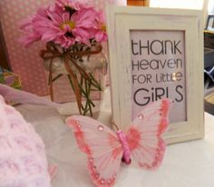 Gorgeous Spring baby shower