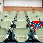 """Not sure how to respond to this one: """"White pride in my classroom"""" by Ben Warner"""