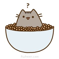 Pusheen: Super Bowl