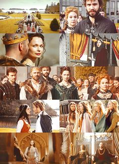 Reign • The royals of France and of Scotland.