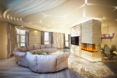 LuxuryHome Design Cozy living room