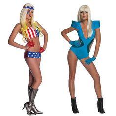 Lady Gaga Halloween Costumes