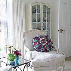 Weiß Wohnzimmer Wohnideen Living Ideas Interiors Decoration