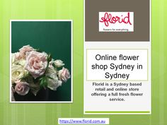 Whether you need a small floral gesture, a lovely plant in a pot or a lavish load of floral beauty, here at Florid we have you covered.