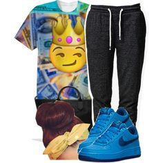 """Untitled #1606"" by ayline-somindless4rayray on Polyvore"