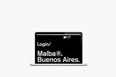 A. Amigos de Malba Identity on Behance