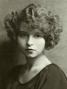 Young Mae West, before the glam.