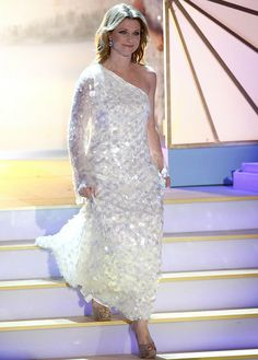Princess Martha-Louise at Adventsfest of 100.000 Lights in Suhl (Dec 2012) -- gown possibly by Norwegian designer TSH.