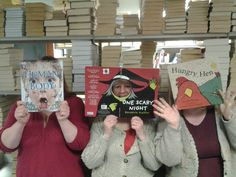 Doncaster Libraries #BookFaceFriday