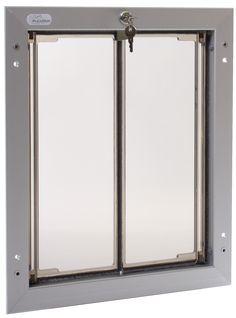 Pet Doors USA - Quality Pet Doors , Dog Doors, Cat Doors, Large, Electronic, Window, Patio, Wall, Replacement Dog doors