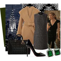 Style Icon: Lily Van Der Woodsen