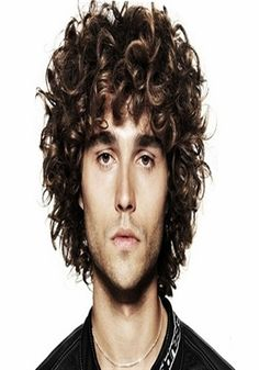 Mens Hair Styles For Curly Hairs