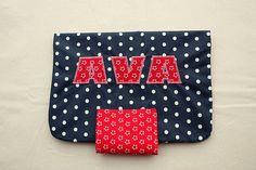 Windeltasche / diaper bag AVA