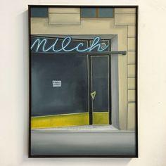 Neon Signs, Illustration, Art, Illustrations