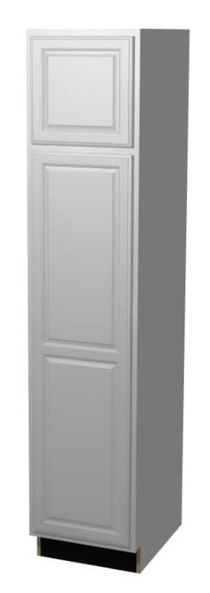 Essentials Snr Mp S All C U188424l Tall Pantry Cabinet Raised Panel Doors Paint Cabinets White