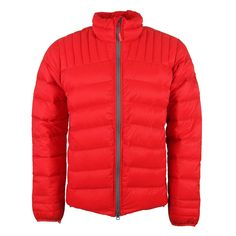 Canada Goose Brookvale Jacket | 5500M Red | Aphrodite1994 | Now available online http://www.aphrodite1994.com/brands/canada-goose-jackets/canada-goose-brookvale-jacket-red-9983