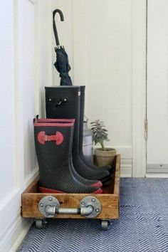Whether you live on a farm in the suburbs or a cosmopolitan city…contend with snow in the north, or rain in the south…you have more than likely experienced muddy footprints in your front entrance at one time or another. This is especially true...