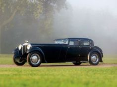 1932 Daimler 40/50 Double Six Sport Saloon with Coachwork by Martin Walter Ltd.