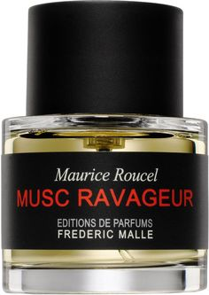 Frederic Malle Musc Ravageur - dead sexy.