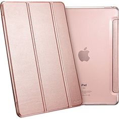 iPad Pro 9.7 inch Case, iPad Pro 9.7 Case, ESR [Corner Protection] Soft TPU Bumper Edge Slim Fit Leather Smart Case Cover with Auto Sleep/Wake for Apple iPad Pro 9.7 inch (2016 Edition)_Rose Gold ESR http://smile.amazon.com/dp/B01D1NUDJK/ref=cm_sw_r_pi_dp_vp5.wb0KE1KSN
