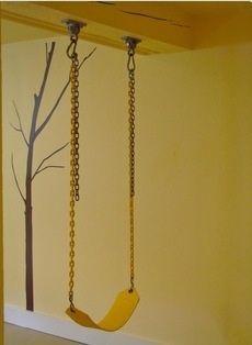 basement swing :)