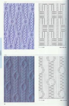 169 日本棒针花样编织250例 - 路过的精灵6 - Álbuns da web do Picasa