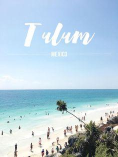Travel Tips for Tulum, Mexico Tulum Mexico, Quotes Instagram Bio, Travel Tips, Travel Destinations, I Love Mexico, Visit Mexico, Tulum Hotels, Quintana Roo, Tropical Paradise
