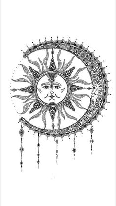Mid back tattoos sun tattoos, moon tattoo designs и moon sun Moon Sun Tattoo, Sun Tattoos, Trendy Tattoos, Body Art Tattoos, Tatoos, Mandala Sun Tattoo, Celtic Tattoos, Thigh Piece Tattoos, Pieces Tattoo