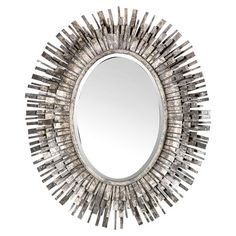 I pinned this Marcita Wall Mirror from the Maison Maison event at Joss and Main!  Like it!