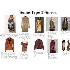"""""""Some Type 3 Stores"""" by expressingyourtruth on Polyvore"""